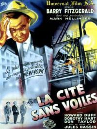 Poster La Cit� sans voiles 11003